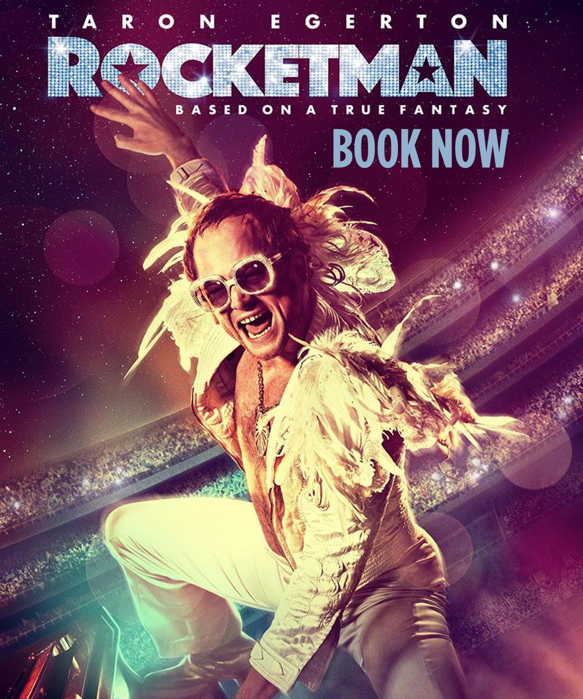 Rocketman Book Now
