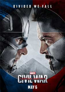 Captain America: Civil War 2D